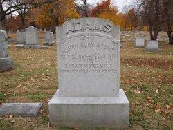 Sarah Margaret Adams