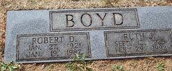 Ruth J <i>Wildenradt</i> Boyd