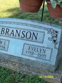 Evelyn <i>Brooks</i> Branson