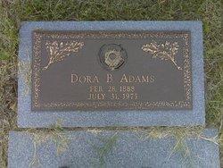 Dora B. Adams