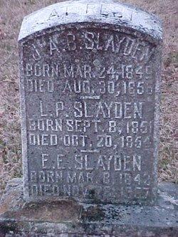 Edna Elizabeth Slayden