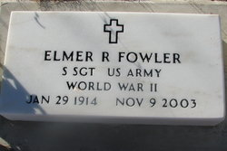 Elmer Richard Fowler