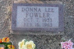 Donna Lee Fowler