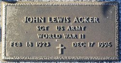 John Lewis Acker