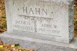 Abbie W Hahn