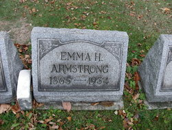 Emma H. <i>Newhouse</i> Armstrong