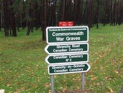 Givenchy-en-Gohelle Canadian Cemetery, Souchez