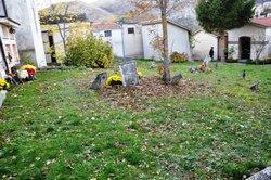 Ortona Dei Marsi Town Cemetery