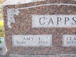 Amy Lucretia <i>Duncan</i> Capps