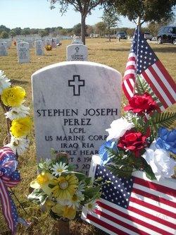 Stephen Joseph Perez