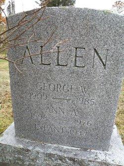 George William Allen