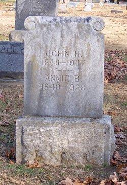 Annie B Baker