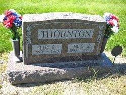Flo F. <i>Allen</i> Thornton