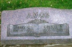 Mary Lois <i>Kilmer</i> Amos