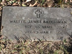 Walter James Baughman, II