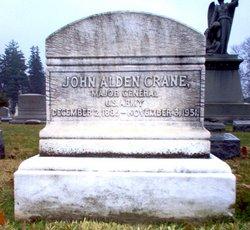 Gen John Alden Crane