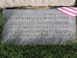John Van Wagoner, Sr
