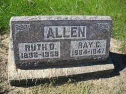 Rachel Ruth <i>Davis</i> Allen