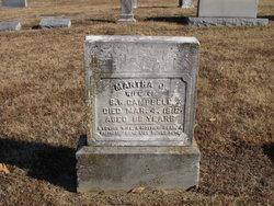 Martha J <i>Moore</i> Campbell