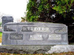 John A Alford