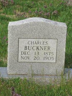 Charles Buckner