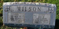Ida A <i>Clawser</i> Wilson