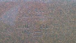 Jane Selina <i>Winters</i> Elliott