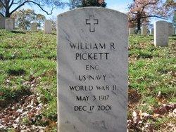 William R Pickett