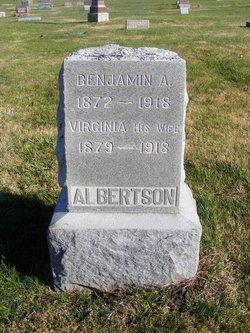 Benjamin Archie Albertson, Jr