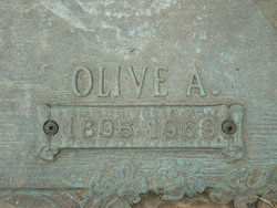 Olive Agnes <i>Gardiner</i> Atwood