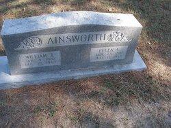 Ellen Agnes <i>Cummings</i> Ainsworth