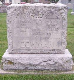 Adam D. Bowman