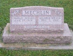 Charles Donald Mechlin