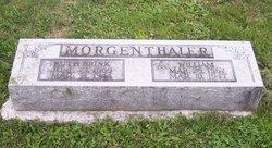 Ruth M. <i>Brink</i> Morgenthaler