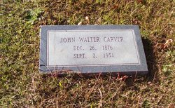 John Walter Carver