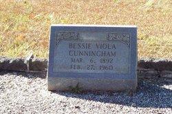 Bessie Viola <i>Rainwater</i> Cunningham