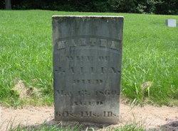 Martha Patsy <i>Barrow</i> Allen