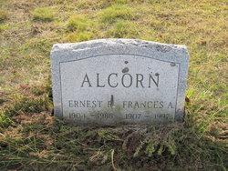 Frances Agnes L <i>Knowlton</i> Alcorn