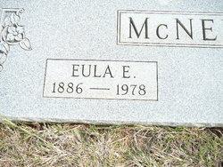 Eula E. <i>Moore</i> McNeill