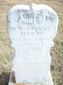 Claudie May Moore