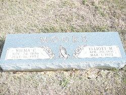Wilma Cowan <i>Yoakley</i> Moore