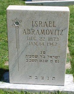 Israel Abramovitz