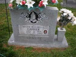 Misty Rochelle Carrier