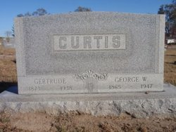Ada Gertrude <i>Alexander</i> Curtis