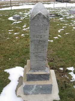 Mary Rosetta <i>Adams</i> Silliman
