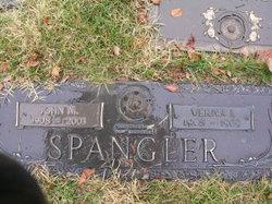 Verna Irene <i>Bretz</i> Spangler