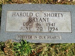 Harold C. Shorty Bryant