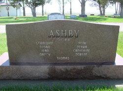 Carl Stephenson Ashby
