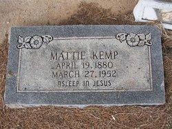 Mattie Kemp