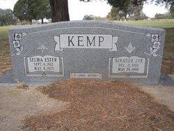 Sinator Joe Kemp
